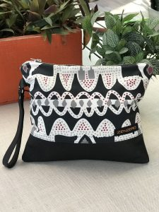 Zenzero Clutch Bag